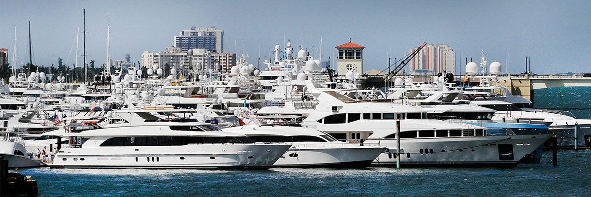 Palm Beach International Boat Show | Luxury Yachts | Mega Yachts
